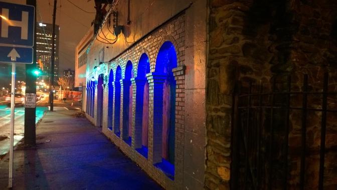 Ponce de Leon Avenue, December 9, 2014