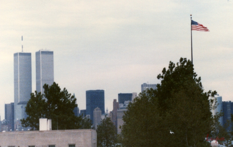 World Trade Center, circa 1988
