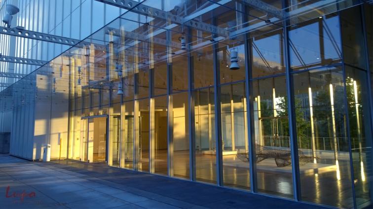 High Museum, Atlanta, GA, 1 October 2014