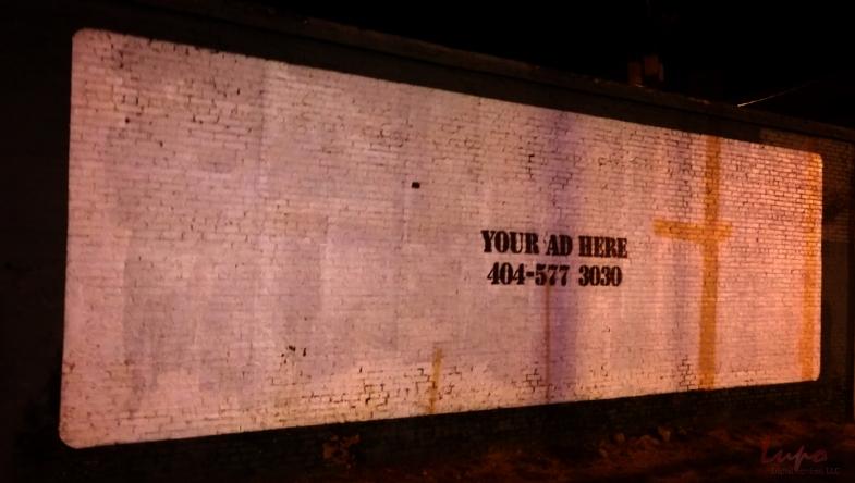 Your Ad Here, Atlanta, GA, 12 July 2014