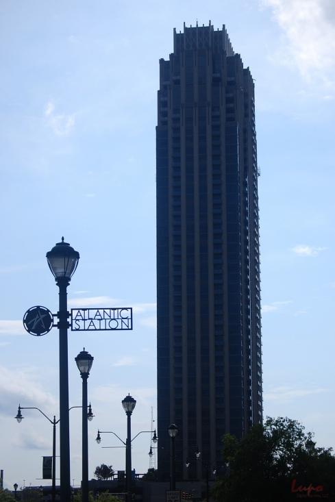 Atlantic Station, 13 June 2009
