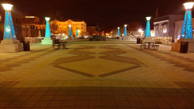 Decatur After Dark, 26 January 2014 #2