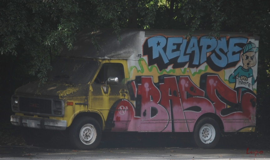 Relapse Theatre Truck, Atlanta, GA, 1 August 2009