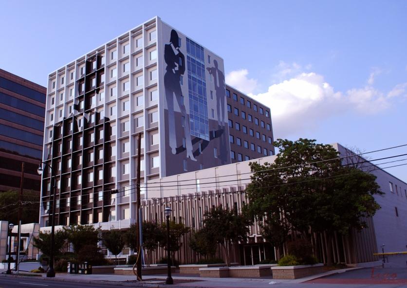Silhouette Building, Atlanta, GA, 4 September 2009