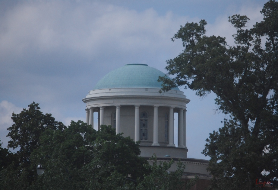 The Temple Dome, Midtown, Atlanta, GA, 13 June 2009