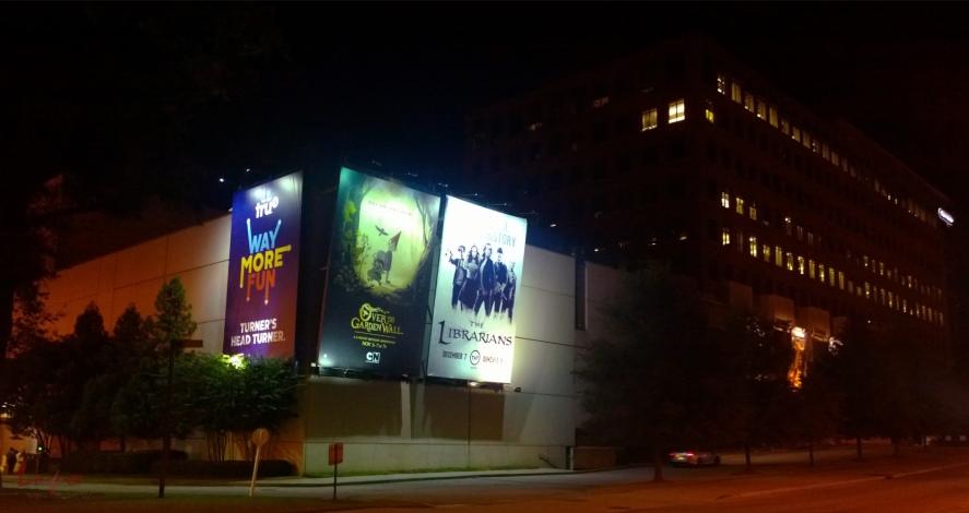 Turner Broadcasting, Atlanta, GA, 7 November 2014