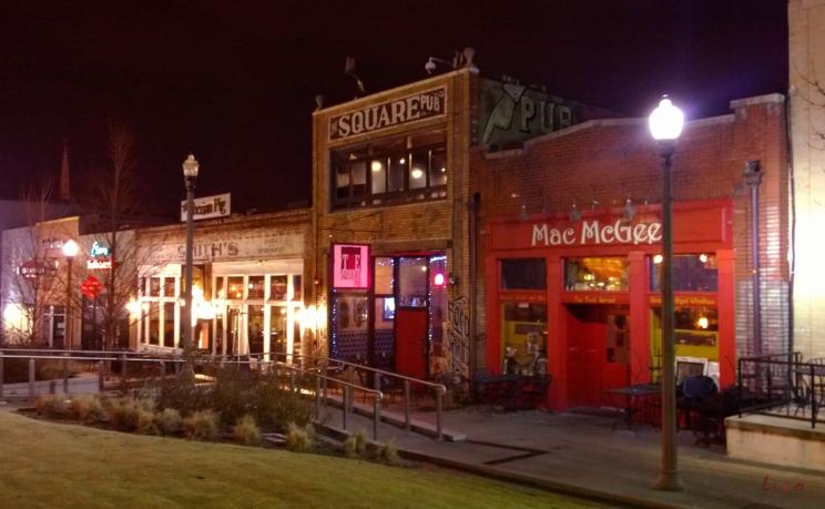 Decatur After Dark, 26 January 2014
