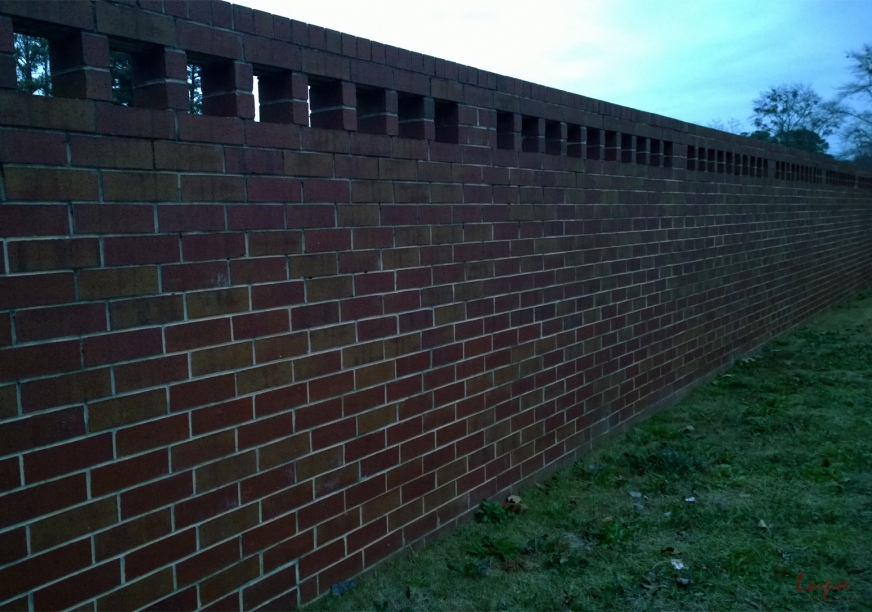 Wall, 9 December 2014