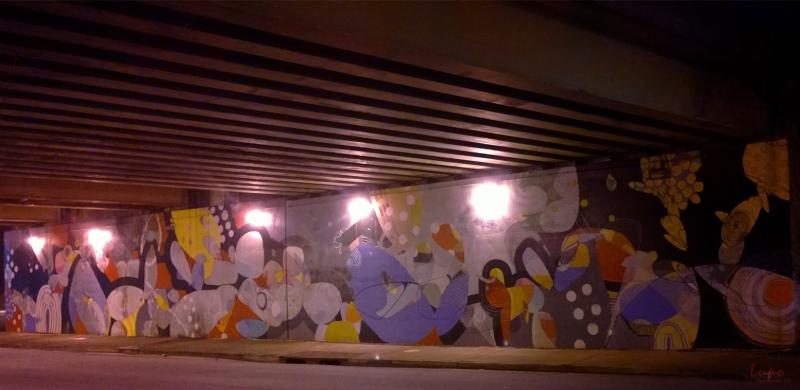 Arizona Avenue, Atlanta, GA, 25 January 2015