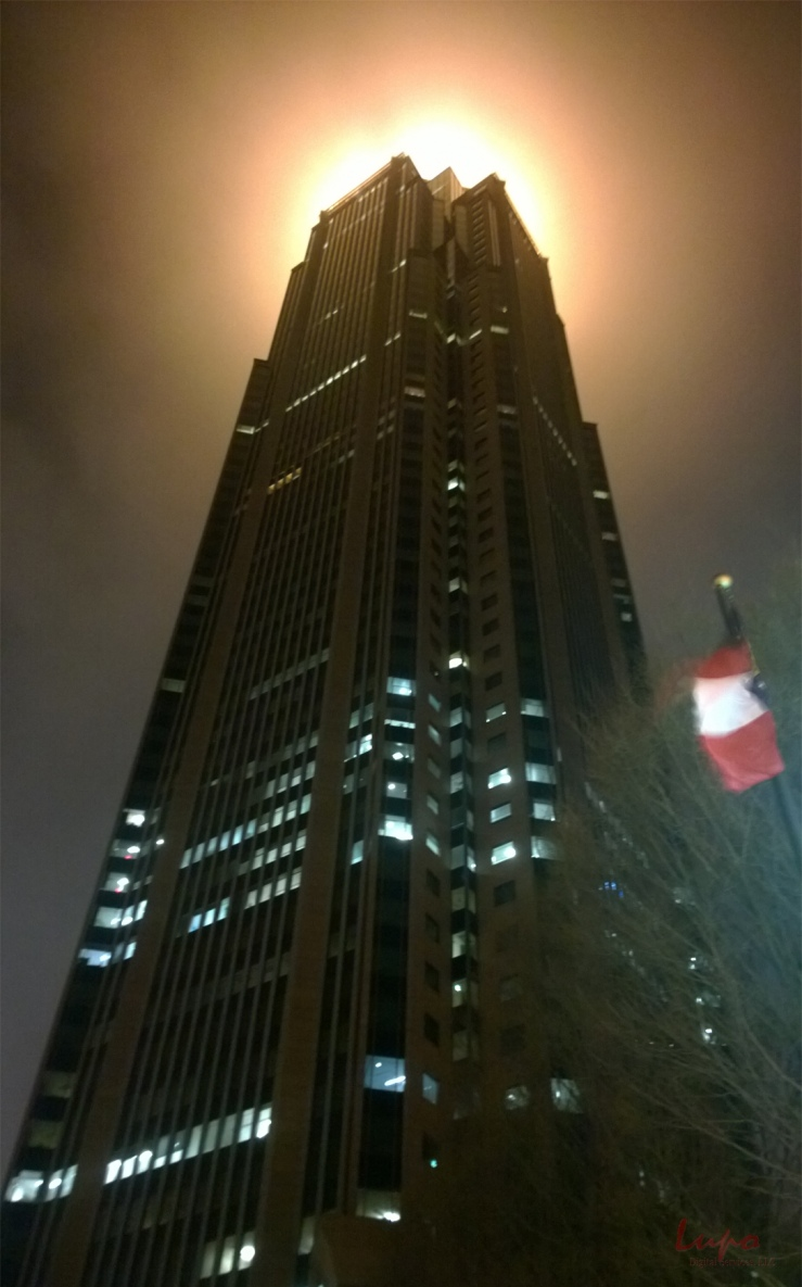 Bank of America Tower, Atlanta, GA, 15 January 2015