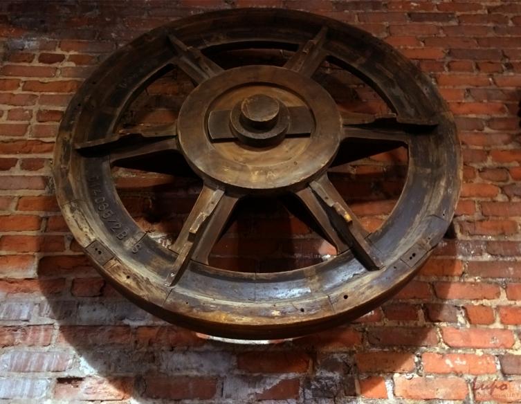 Wheel, King Plow Arts Center, 29 January 2015