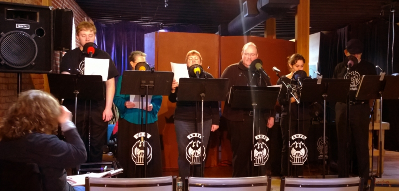 Atlanta Radio Theatre Company, Hapeville, GA 29 March 2015, #1