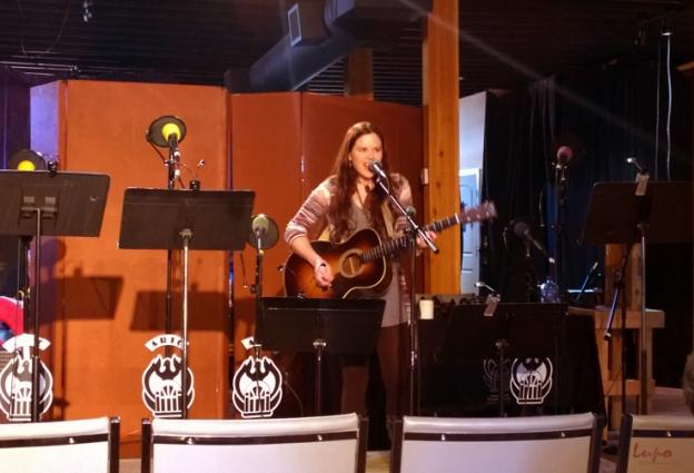 Atlanta Radio Theatre Company, Hapeville, GA 29 March 2015, #2