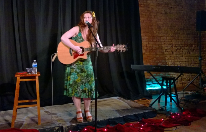Alyse Black, Academy Theatre, Hapeville, GA, 14 April 2015, #1
