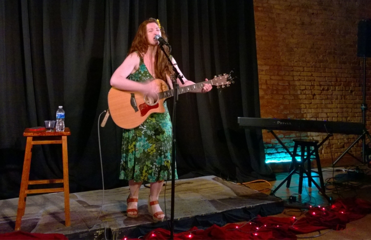 Alyse Black, Academy Theatre, Hapeville, GA, 14 April 2015, #2