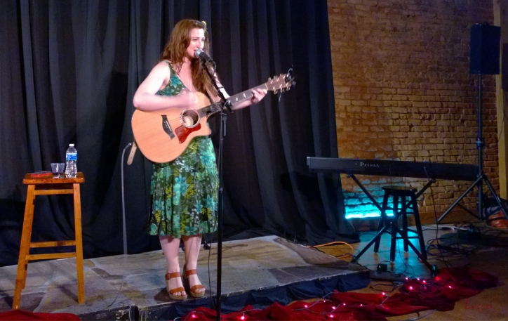 Alyse Black, Academy Theatre, Hapeville, GA, 14 April 2015, #3