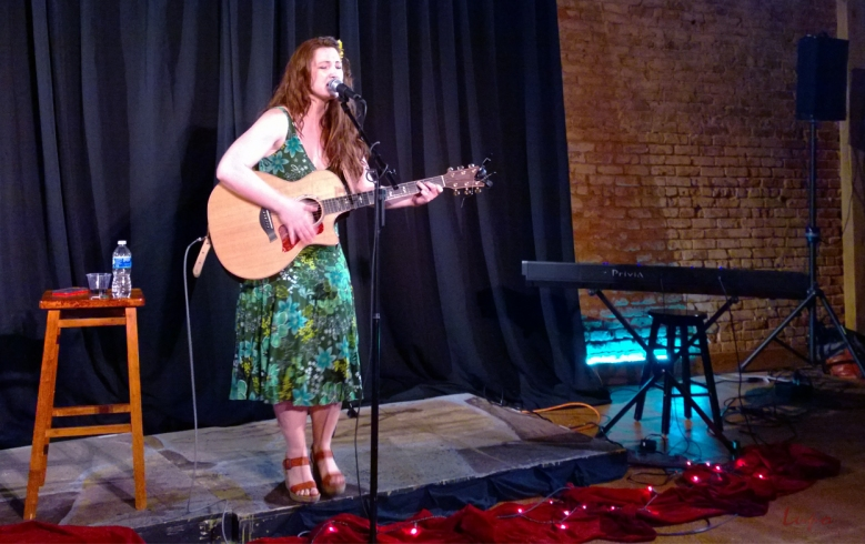 Alyse Black, Academy Theatre, Hapeville, GA, 14 April 2015, #4