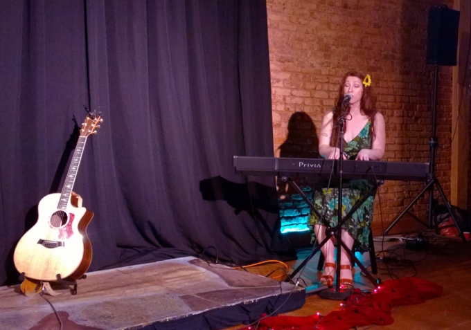 Alyse Black, Academy Theatre, Hapeville, GA, 14 April 2015, #5