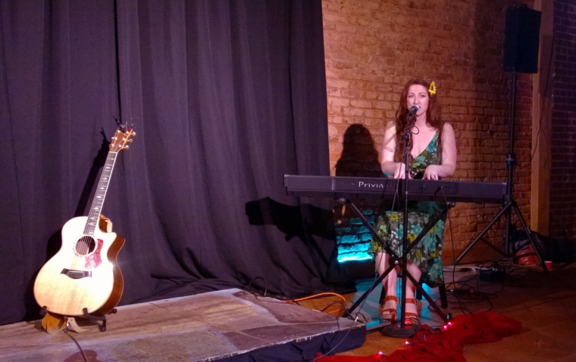 Alyse Black, Academy Theatre, Hapeville, GA, 14 April 2015, #6