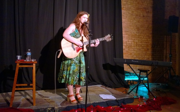 Alyse Black, Academy Theatre, Hapeville, GA, 14 April 2015, #7