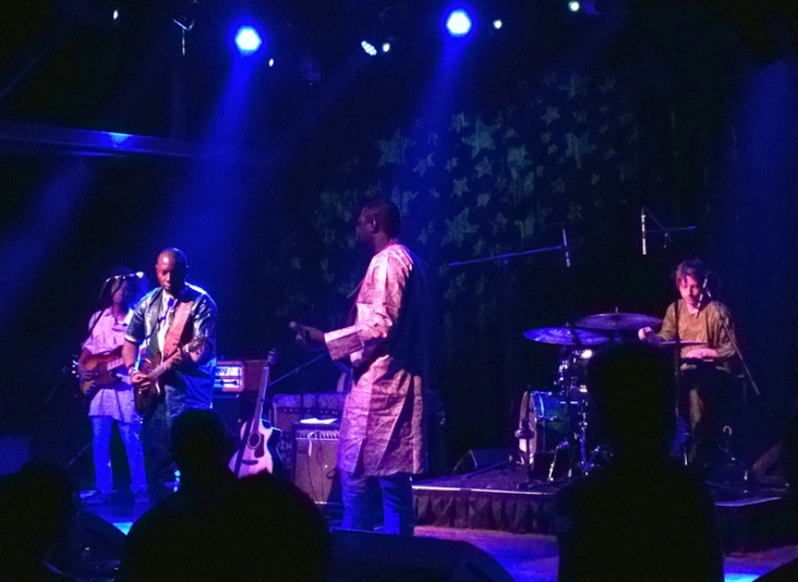 Vieux Farka Toure, Terminal West, Atlanta, GA 22 April 2015, #4