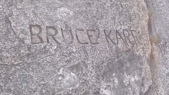 Bruce Karr Stone Mountain