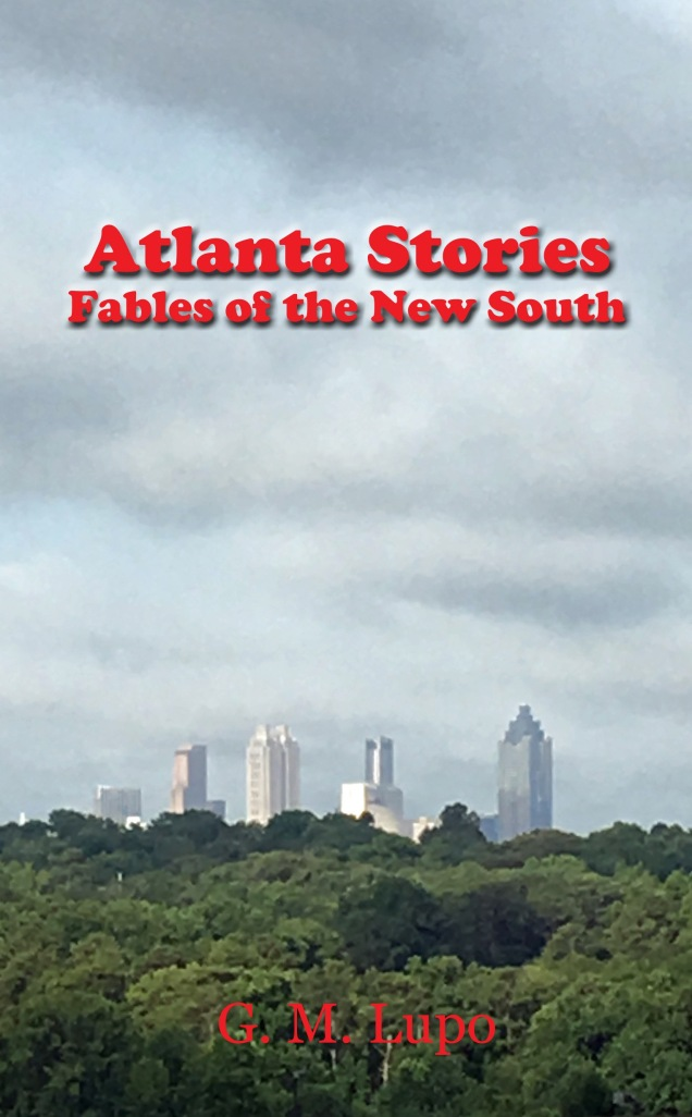 Cover of Fables of the New South