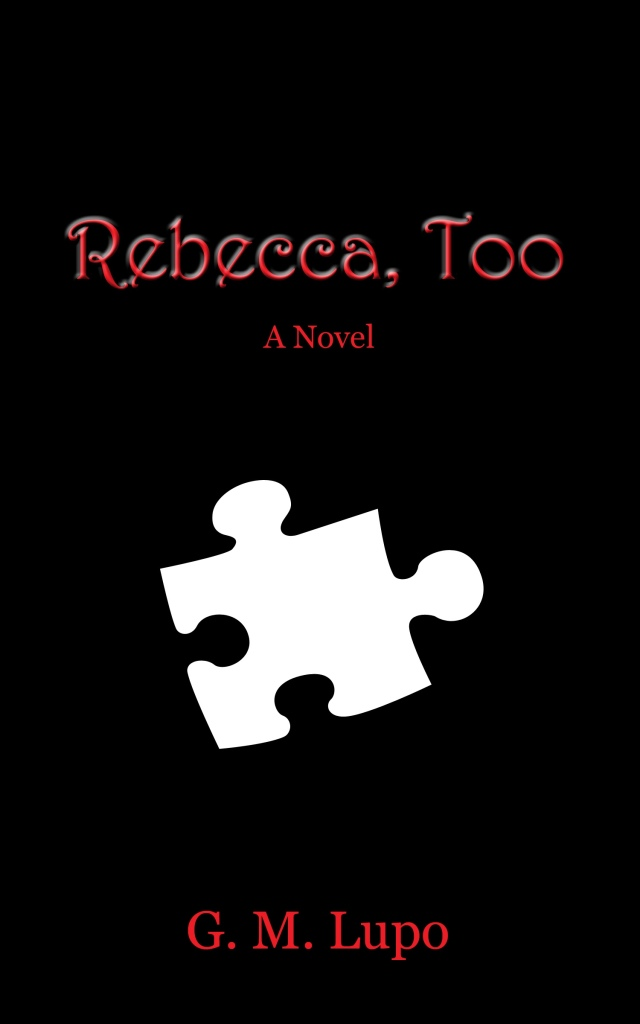 Rebecca, Too Cover Image